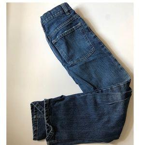 Boy's Old Navy Slim Adjustable Jeans